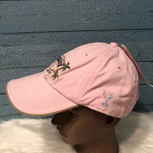 Columbia pink Happy Hour cap